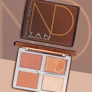 Natasha Denona Makeup - ☀️New Natasha Denona Tan Bronze & Glow Palette☀️